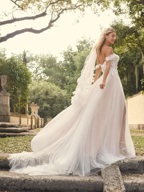 Maggie Sottero Wedding Dress Mirra 21MN810A01 Alt3