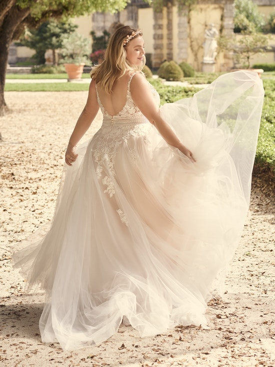 Maggie Sottero Wedding Dress Ohara 21MS813A01 Alt1