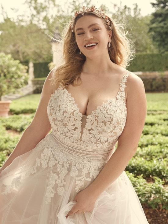 Maggie Sottero Wedding Dress Ohara 21MS813A01 Alt2