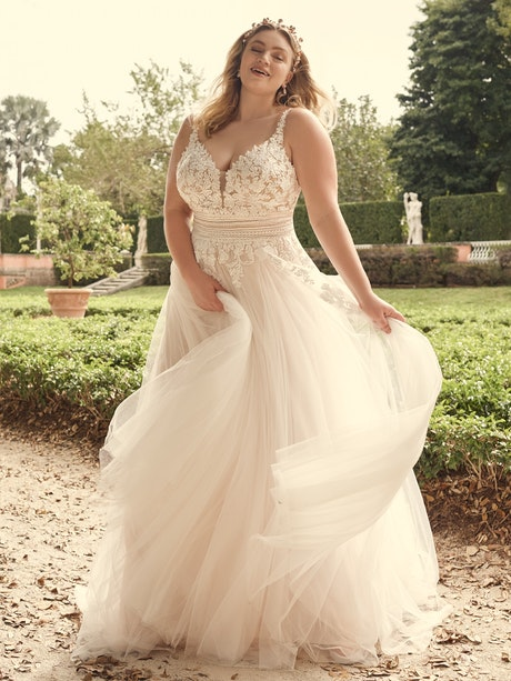 Maggie Sottero Wedding Dress Ohara 21MS813A01 Main