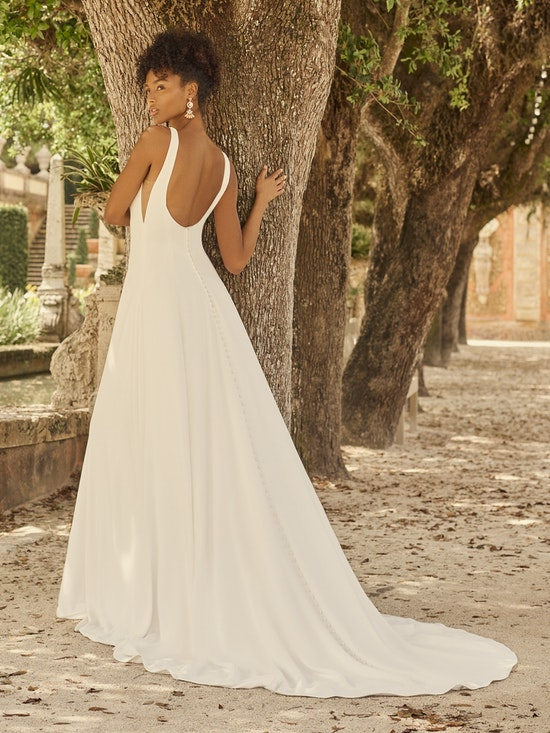 Maggie Sottero Wedding Dress Sondra 21MW801A01 Alt9
