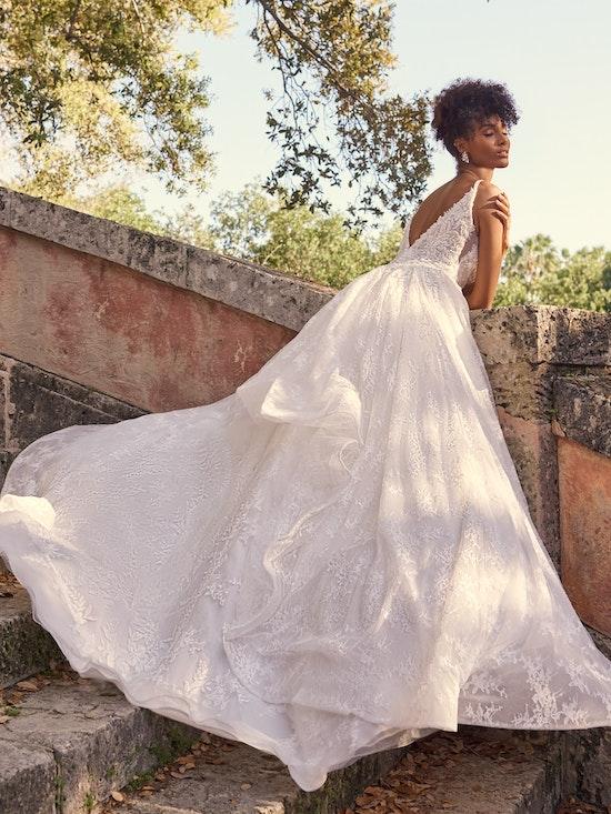 Maggie Sottero Wedding Dress Yuri 21MS825A01 Alt1