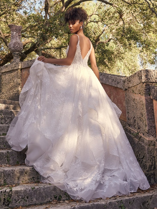 Maggie Sottero Wedding Dress Yuri 21MS825A01 Alt3