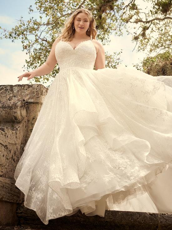Maggie Sottero Wedding Dress Yuri 21MS825A01 Alt6