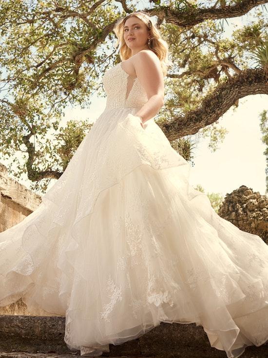 Maggie Sottero Wedding Dress Yuri 21MS825A01 Alt7