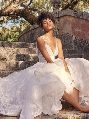 Maggie Sottero Wedding Dress Yuri 21MS825A01 Main