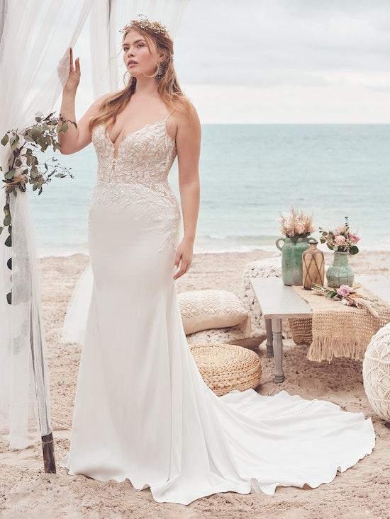 Rebecca Ingram Wedding Dress Alda 21RN752A01 Alt1