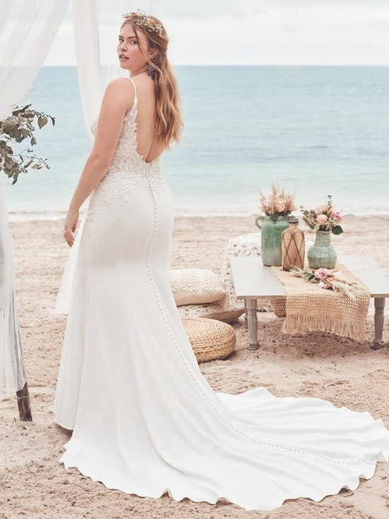 Rebecca Ingram Wedding Dress Alda 21RN752A01 Alt2