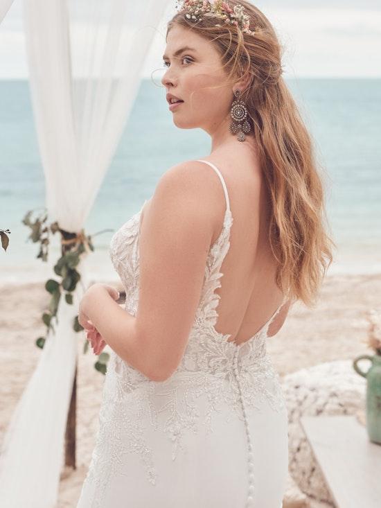 Rebecca Ingram Wedding Dress Alda 21RN752A01 Alt3