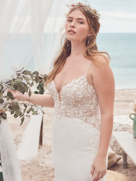 Rebecca Ingram Wedding Dress Alda 21RN752A01 Main