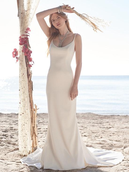 Rebecca Ingram Wedding Dress Augusta 21RW836A01 Alt3