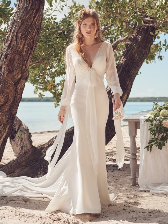 Rebecca Ingram Wedding Dress Bobbi 21RK785A01 Alt1