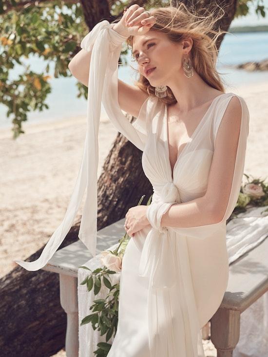Rebecca Ingram Wedding Dress Bobbi 21RK785A01 Alt2