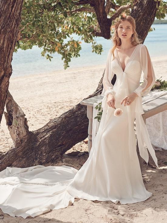 Rebecca Ingram Wedding Dress Bobbi 21RK785A01 Alt3