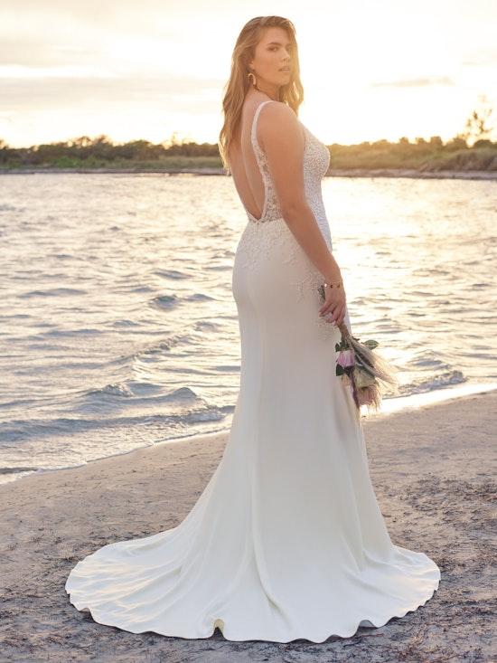 Rebecca Ingram Wedding Dress Carmen-Lynette 20RK724B01 Alt3