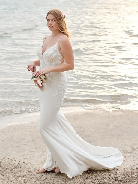 Rebecca Ingram Wedding Dress Carmen-Lynette 20RK724B01 Main