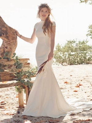 Rebecca Ingram Wedding Dress Carole-Leigh 21RC834A01 Alt1