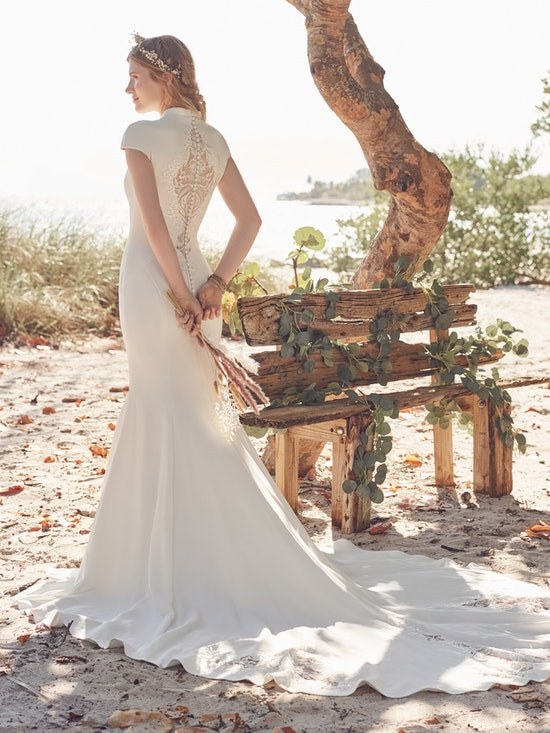 Rebecca Ingram Wedding Dress Carole-Leigh 21RC834A01 Alt2