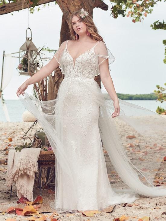 Rebecca Ingram Wedding Dress Fantasia 21RW776A01 Alt1