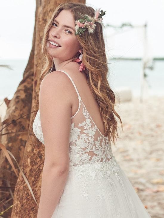 Rebecca Ingram Wedding Dress Fantasia 21RW776A01 Alt4