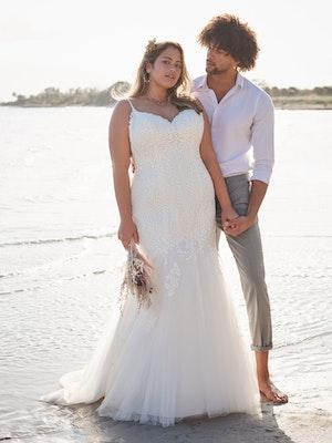 Rebecca Ingram Wedding Dress Forrest-Lynette 21RC835B01 Main