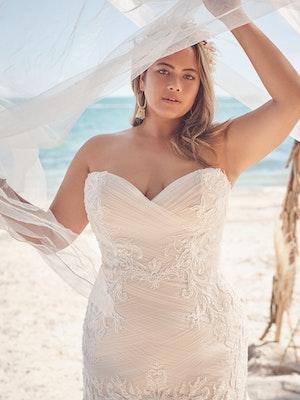 Rebecca Ingram Wedding Dress Georgia 21RT780B01 Main