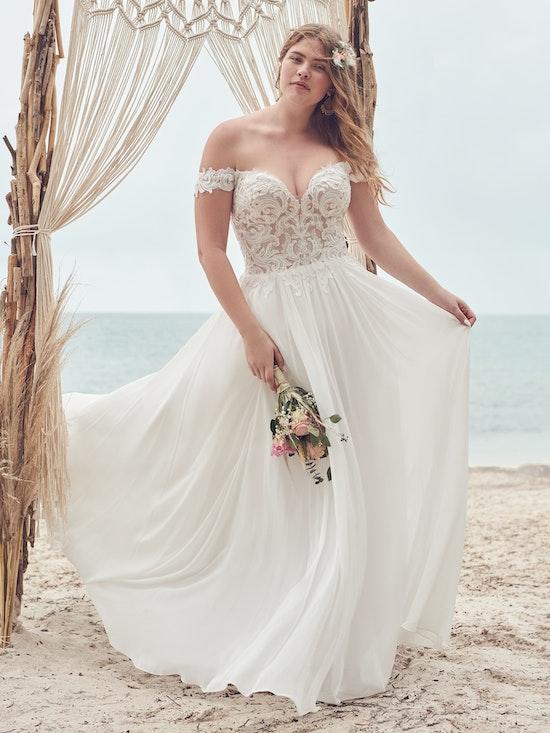 Rebecca Ingram Wedding Dress Heather 21RS760A01 Alt1
