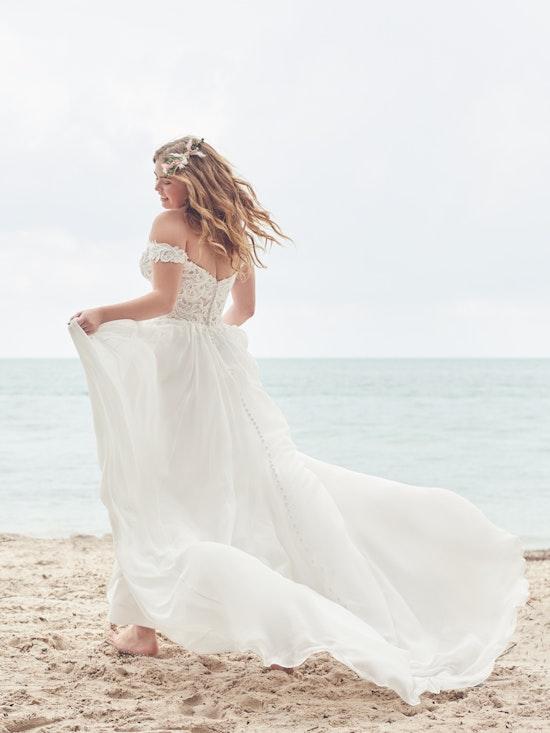 Rebecca Ingram Wedding Dress Heather 21RS760A01 Alt2