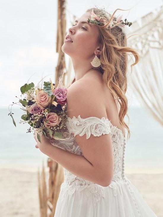 Rebecca Ingram Wedding Dress Heather 21RS760A01 Alt3