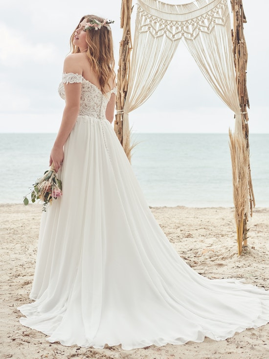 Rebecca Ingram Wedding Dress Heather 21RS760A01 Alt4