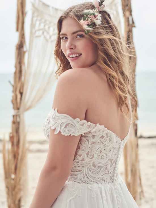 Rebecca Ingram Wedding Dress Heather 21RS760A01 Alt5