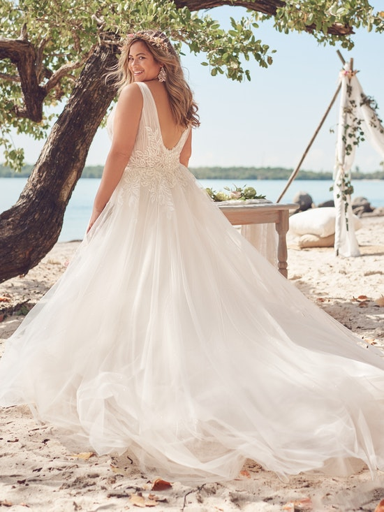 Rebecca Ingram Wedding Dress Jenessa 21RS777A01 Alt10
