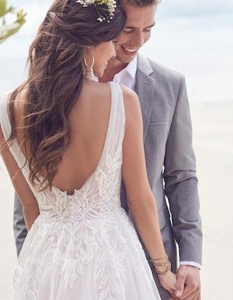 Rebecca Ingram Wedding Dress Jenessa 21RS777A01 Main