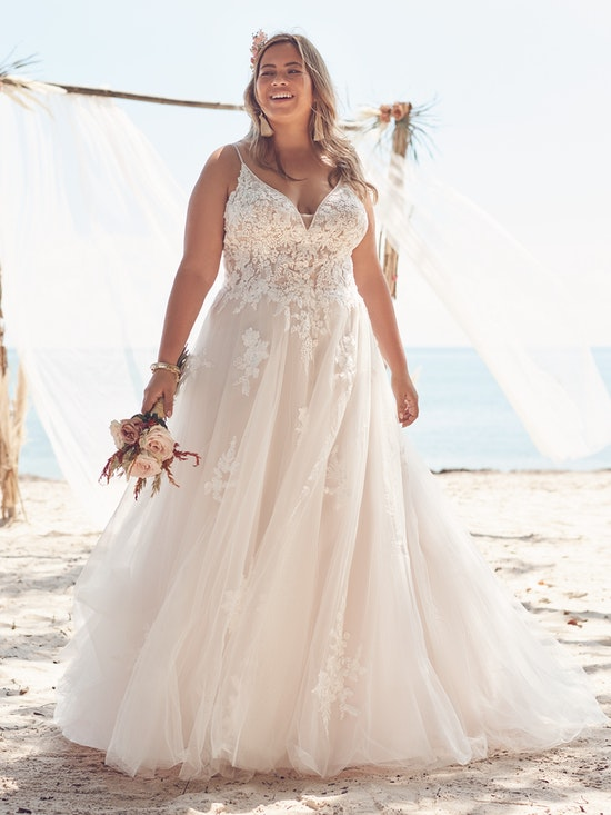 Rebecca Ingram Wedding Dress Jill 21RT781A01 Alt2