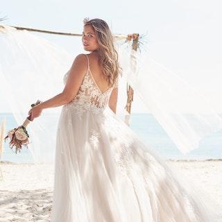 Rebecca Ingram Wedding Dress Jill 21RT781A01 Main
