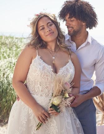 Rebecca Ingram Wedding Dress Katiya 21RS827A01 Main
