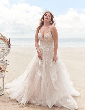 Rebecca Ingram Wedding Dress Lettie 21RT855A01 Main