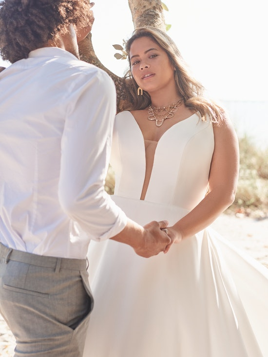 Rebecca Ingram Wedding Dress Pearl 21RW804A01 Alt1