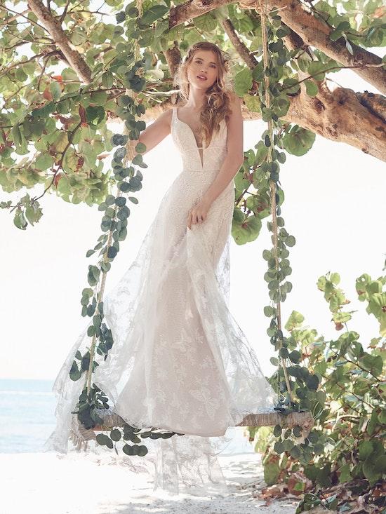 Rebecca Ingram Wedding Dress Rubena 21RC818A01 Alt1