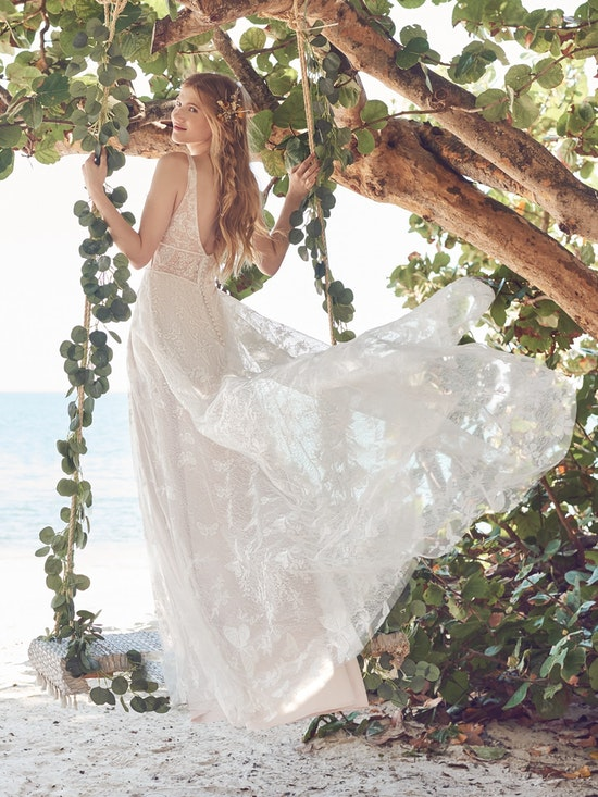 Rebecca Ingram Wedding Dress Rubena 21RC818A01 Alt2