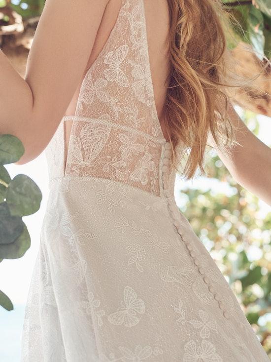 Rebecca Ingram Wedding Dress Rubena 21RC818A01 Alt4