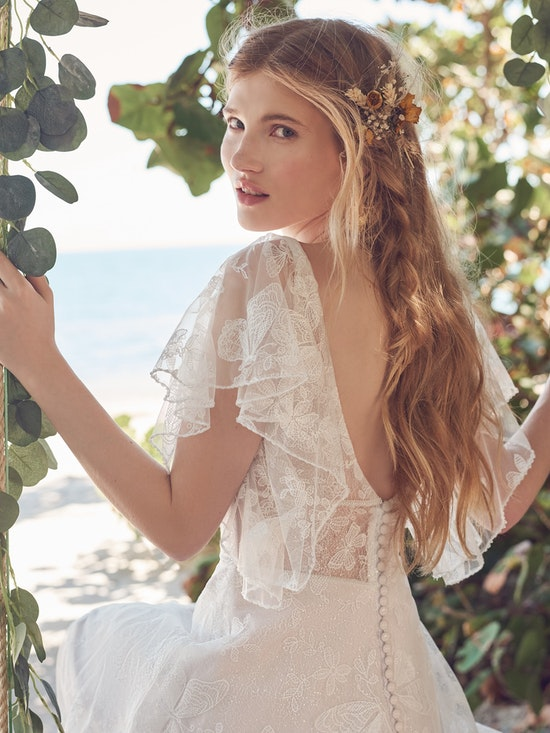 Rebecca Ingram Wedding Dress Rubena 21RC818A01 Alt6
