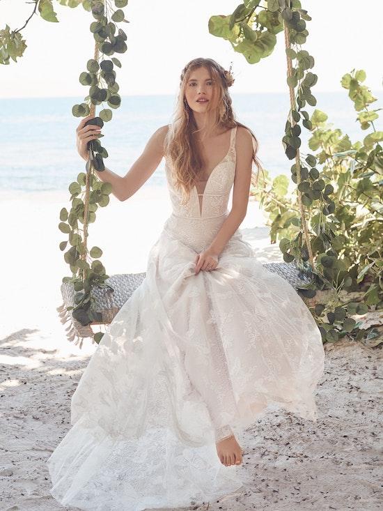 Rebecca Ingram Wedding Dress Rubena 21RC818A01 Alt7