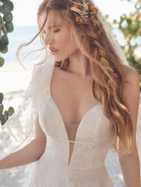 Rebecca Ingram Wedding Dress Rubena 21RC818A01 Main