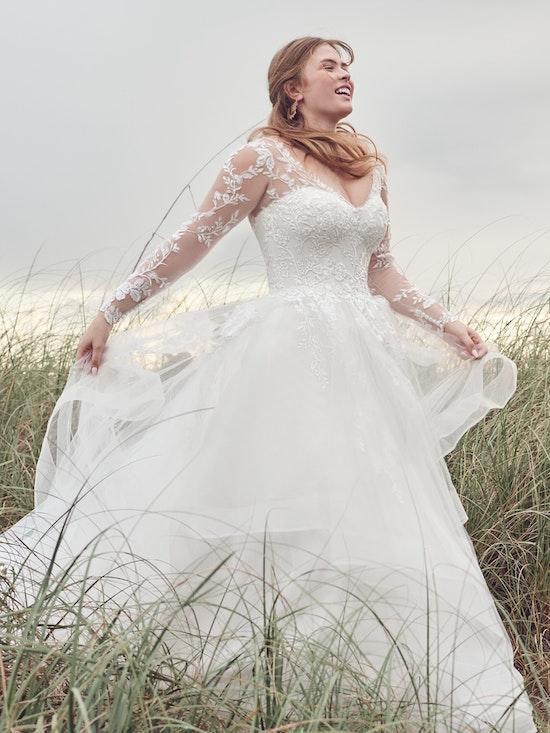 Rebecca Ingram Wedding Dress Tessa 21RC854A01 Alt1
