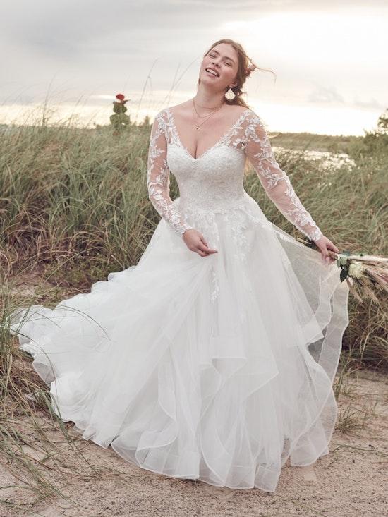 Rebecca Ingram Wedding Dress Tessa 21RC854A01 Alt2