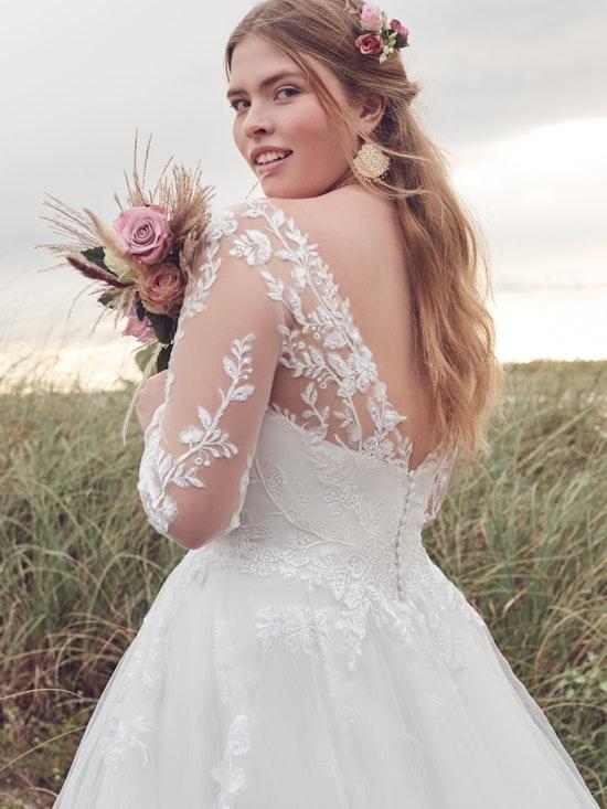 Rebecca Ingram Wedding Dress Tessa 21RC854A01 Alt4
