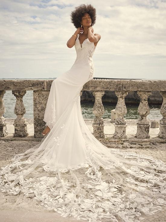 Sottero and Midgley Wedding Dress Alec 21SW861A01 Alt2