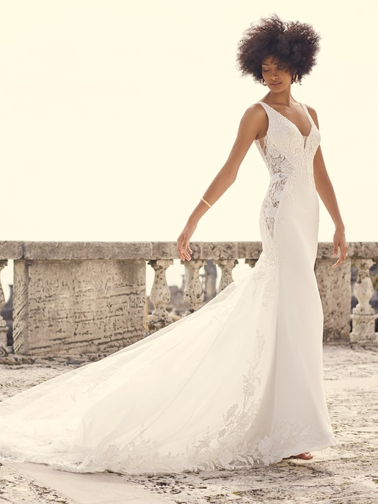 Sottero and Midgley Wedding Dress Alec 21SW861A01 Alt5
