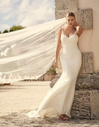 Sottero and Midgley Wedding Dress Arta 21SC824A01 Main